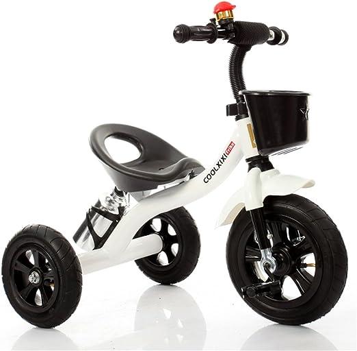 Triciclo de Lujo Carro de bebé Bicicleta Niño Versión Deportiva ...
