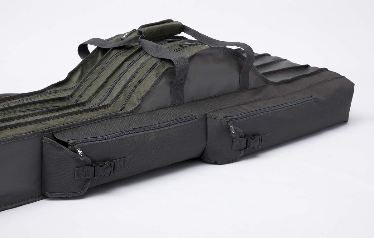 DAM 2 Compartment Rod Bag Rutentasche mit 2 F/ächern