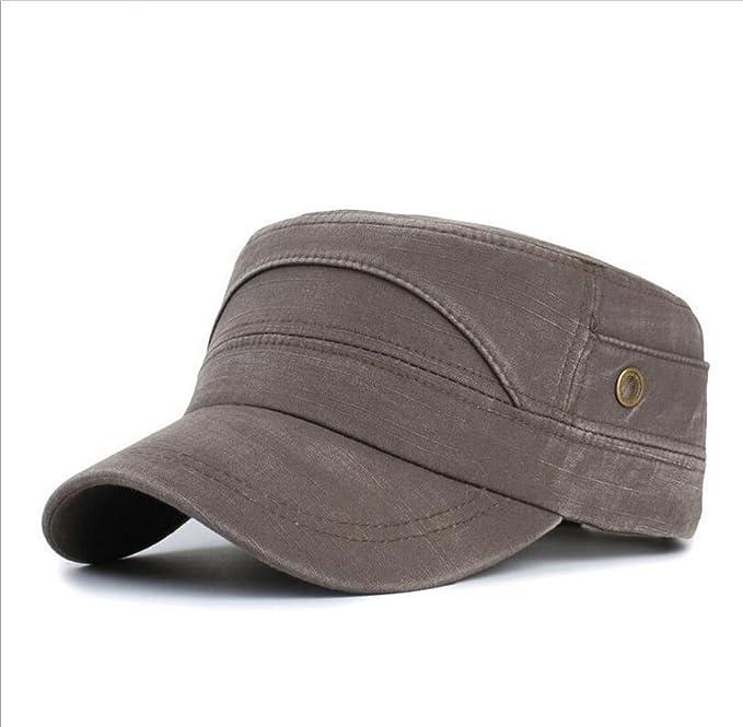 Diy Family Store.100% Algodón Ligero Clásico Ejército Gorras, Sombreros Militares, Gorras