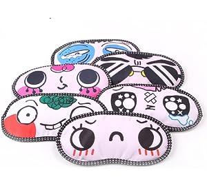 Women's Earmuffs 2019 Cute Unicorn Sleeping Eye Mask Cartoon Blindfold Eye Soft Cover For Girl Kid Teen Traveling Sleep Eyeshade Party Gift Fragrant Aroma Apparel Accessories