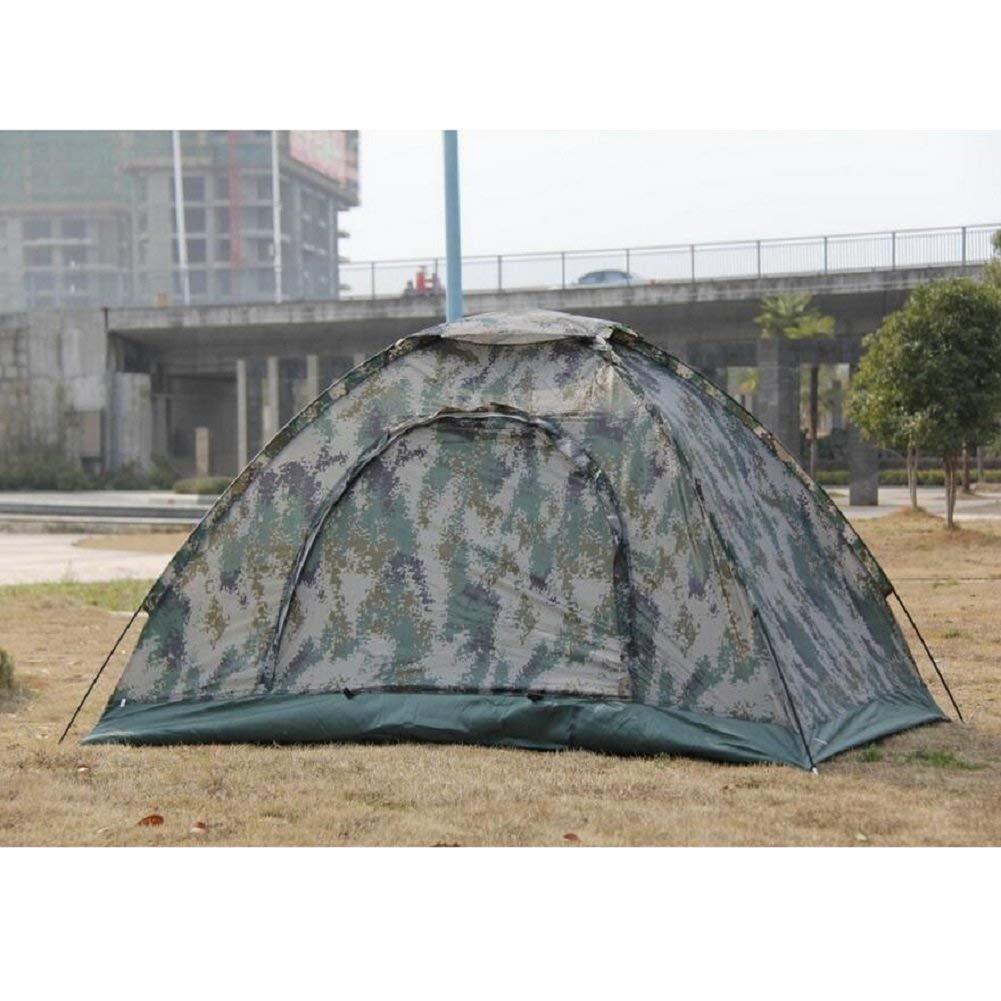 GCC Guo Outdoor Produkte Outdoor Camouflage Camping Zelte, Paar Zelte, Wasserdicht, Bergsteigen, Licht, Net Yarn Atmungsaktiv, Anti-Mosquito, Mode Single-Layer-Zelte