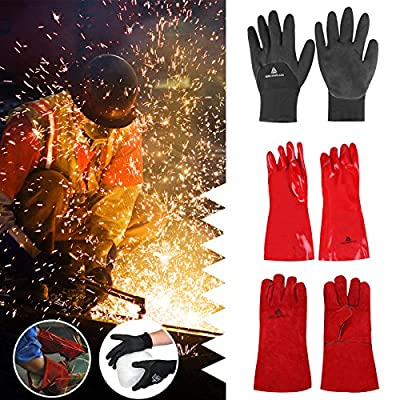 Giantree Winter Keep Warm Soft Gloves Working Gloves Keep Warm Coated Thermal Insulated Palm