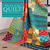 Orange Circle Studio 2017 Activity Wall Calendar, The Art of the Quilt by Orange Circle Studios (2016-06-01)