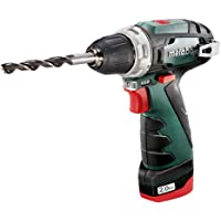 Metabo 600080500 PowerMaxx BS Basic - Taladro /