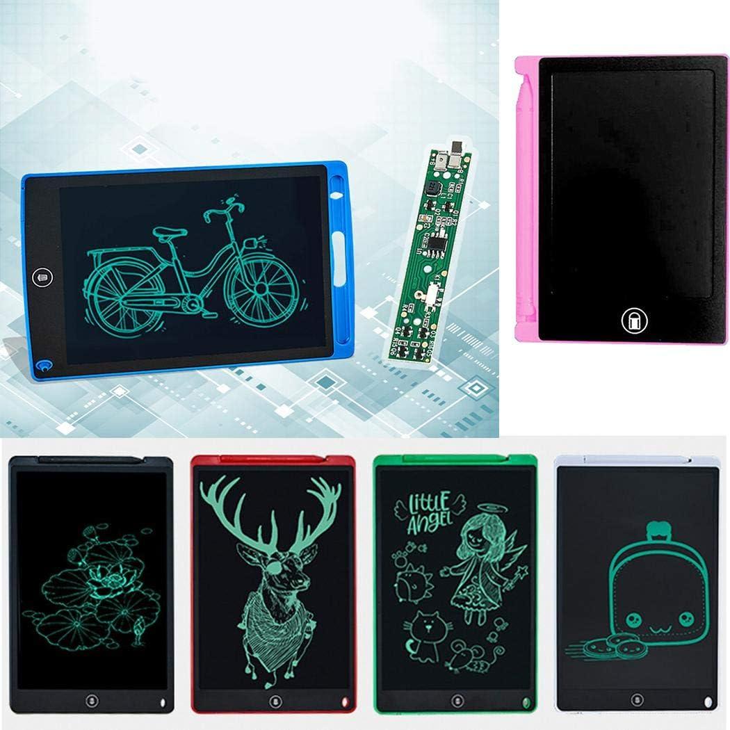 Wukana Kids LCD Graffiti Writing Tablet Digital Electronic Handwriting Drawing Board Graphics Tablets