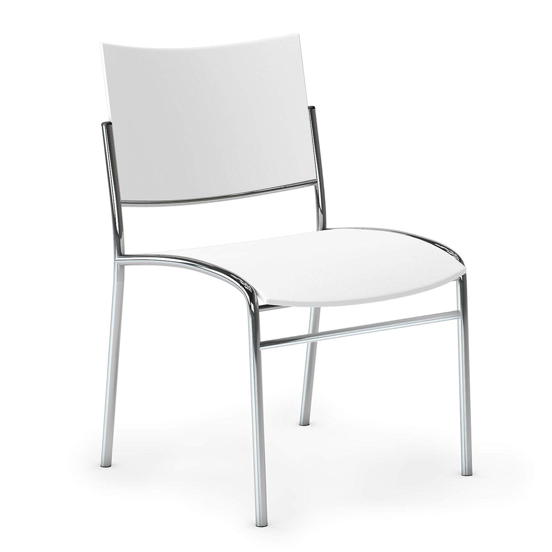 Amazon.com: MAYLINE esc2 W de escalar Series silla con ...