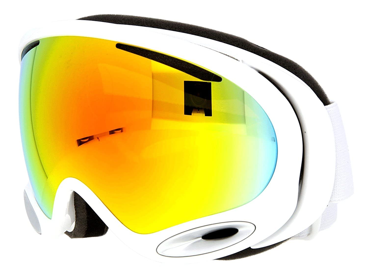 Oakley Skibrille A Frame 2.0 Snow Weiss OO7044-59-568