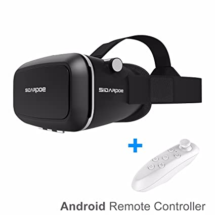 c3ba9fb357a Amazon.com  SIDARDOE 3D VR Headset