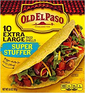 old el paso taco shells cooking instructions