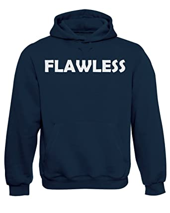8b171a711 Flawless Hoodie Funny Slogan Gym Crossfit Sports Hooded Sweatshirt -  Unisex: Amazon.co.uk: Clothing