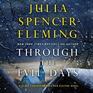 Through the Evil Days Audiobook