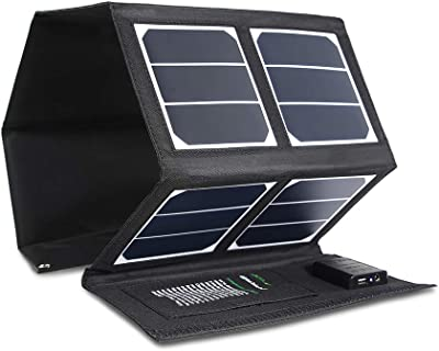 Topsolar 30 watt folding portable solar panel