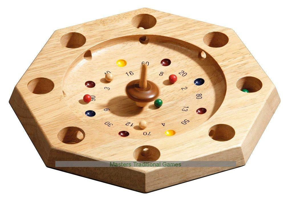 Philos Puzzle Games Tyrolean Roulette Octagon by Philos