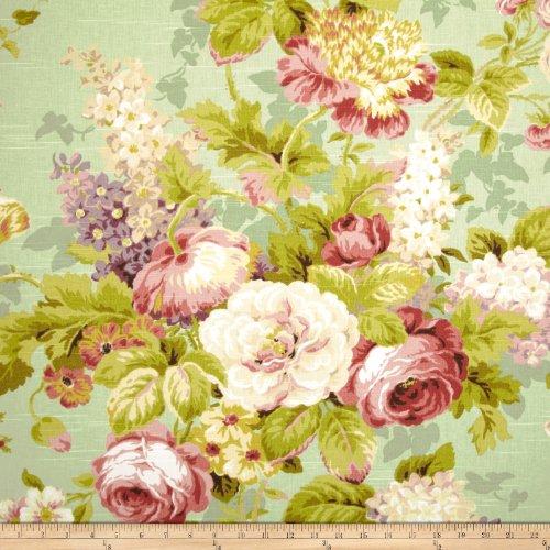 Covington Fabrics & Design Covington Lismore Gardens Fabric, Mineral