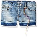 DKNY Big Girls' Casual Short, Hipster Hem Soho Vintage, 14