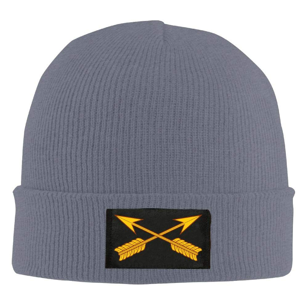 FORDSAN CP Army Special Forces Mens Beanie Cap Skull Cap Winter Warm Knitting Hats.