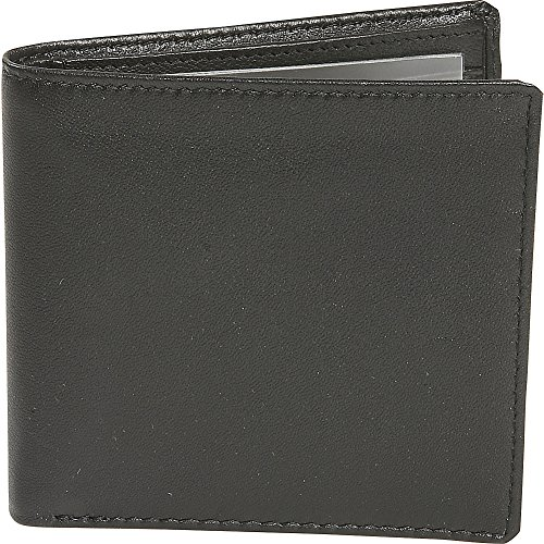 Buxton Mountaineer Cardex (Black) (Buxton Mountaineer Credit Card Billfold)
