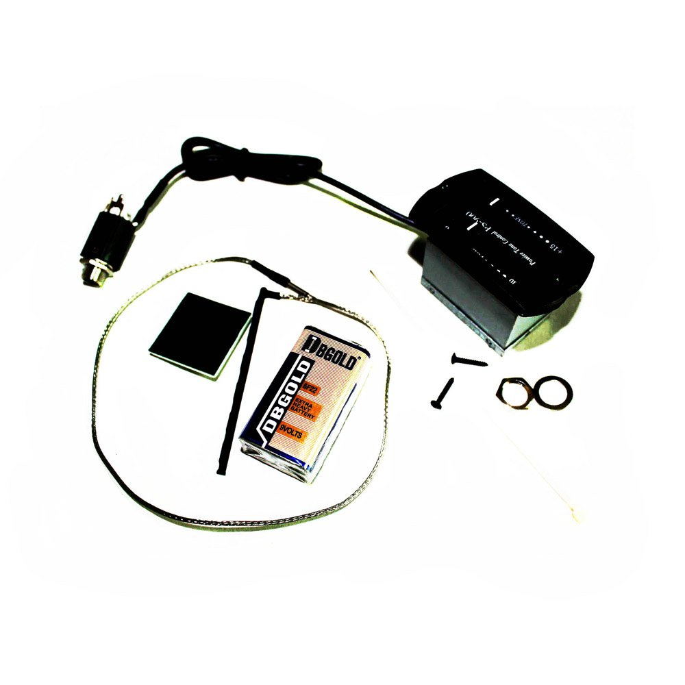 Fastmusic Small Tone Volume EQ Kit And Pickup For Guitar PS900