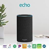 Amazon Echo 2nd Generation Smart speaker w/Alexa Deals
