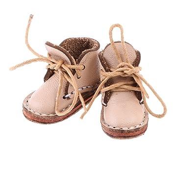 Zapatos Amazon esSharplace Par Botas Botines Moda De Accesorio TF13uKlJc5