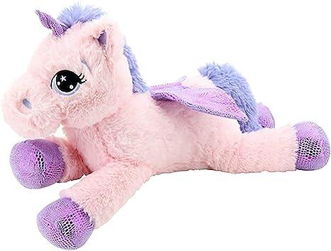 Sweety Toys 8025 unicorno en peluche oso de peluche 65 cm pink