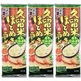 五木食品 久留米ほとめきラーメン 123g×3袋