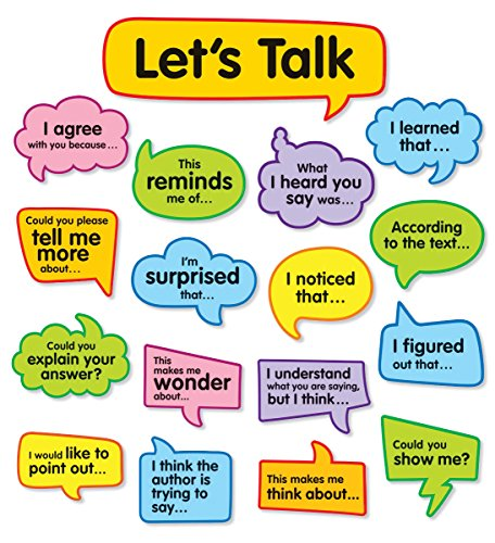 Where to find conversation starters bulletin board?