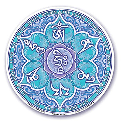 mandala-arts-colorful-decal-window-sticker-45-double-sided-jewel-lotus-by-bryon-allen-s57