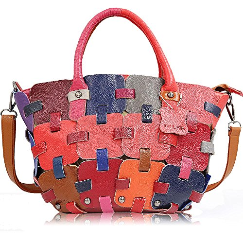 Leather Designer Crossbody Handbags: Amazon.com