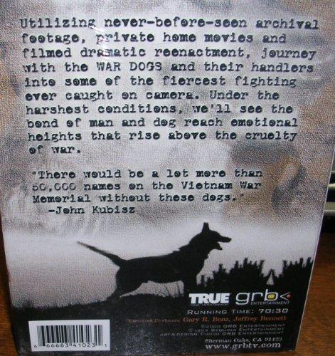 WAR DOGS - THE FORGOTTEN HEROS