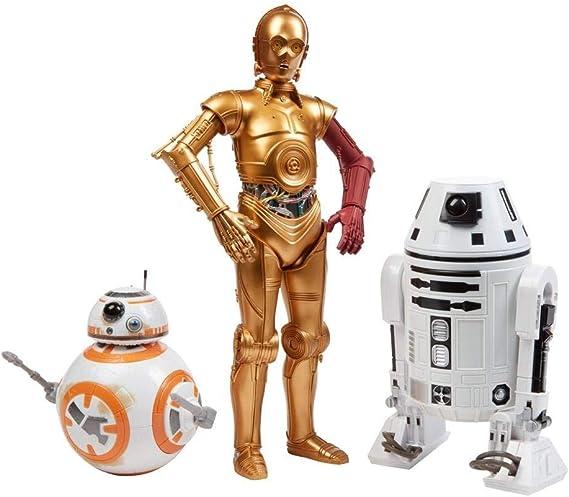 Star Wars Pack 3 Droides: Amazon.es: Juguetes y juegos