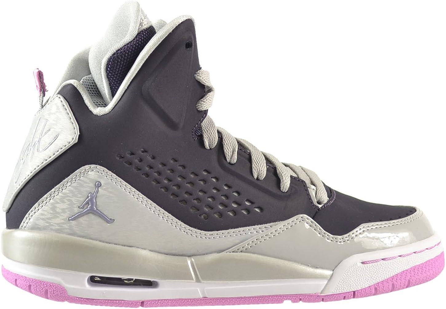 Jordan SC-3 GG Big Kids Shoes CV Purple