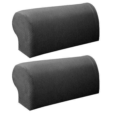 GCDN Fundas para sillones de sofá 2PCS Home Universal Modern ...