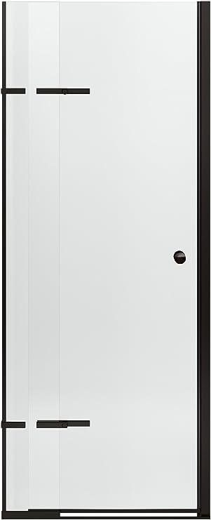 Kohler k-709032-l-abz subrayar pivotante para mampara de ducha, 69 – 1/2