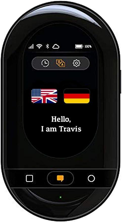 Amazon.com: Travis Touch Smart Pocket Translator - Tarjeta ...
