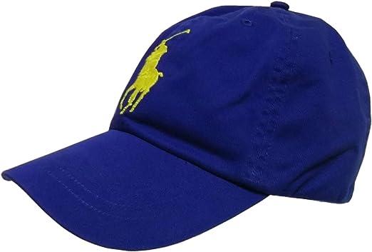02026eb12b5a8 Polo Ralph Lauren Men s Big Pony Baseball Cap
