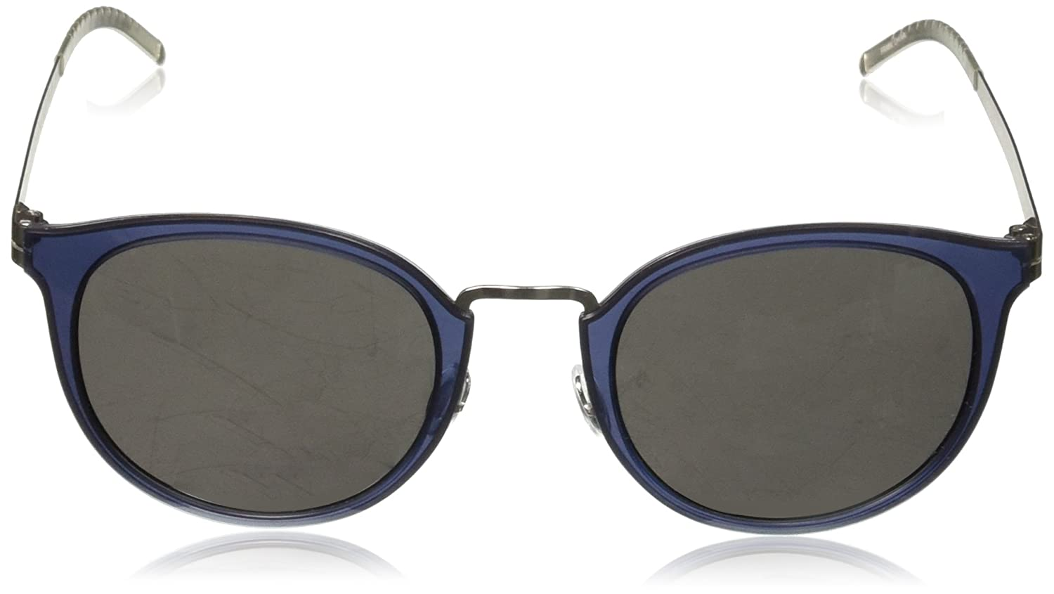 50 mm Cole Haan Mens Ch6040 Metal Round Sunglasses