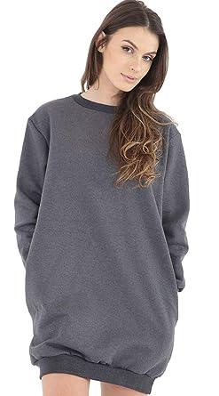 Amazon.com: Chaqueta de cuello redondo para mujer con ...