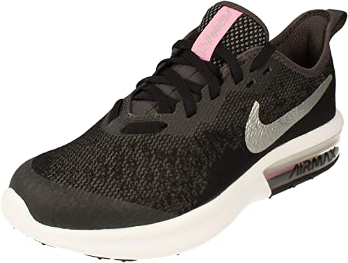 Nike Air Max Sequent 4 (GS), Chaussures d'Athlétisme Femme