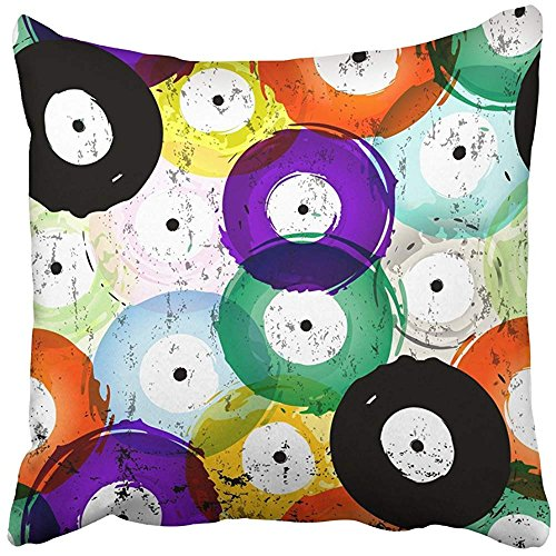 throw pillow cover decorative polyester