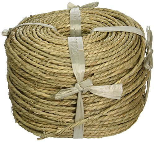 Commonwealth Basket Basketry Sea Grass #1 3mmx3-1/2mm 1-Pound Coil, Approximately 210-Feet