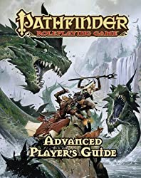 Paizo Publishing 1115 - Pathfinder Advanced Player's Guide