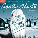 The Murder at the Vicarage : A Miss Marple Mystery | Agatha Christie