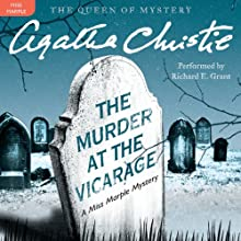 The Murder at the Vicarage : A Miss Marple Mystery Audiobook by Agatha Christie Narrated by Richard E. Grant