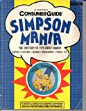 Simpson Mania, Consumer Guide Editors, 0451169492