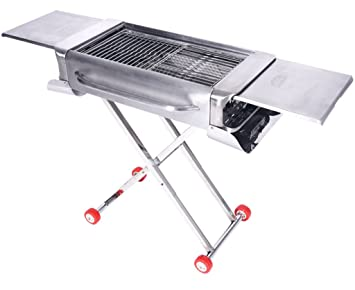Outdoor Küche Holzkohle : Barbecue grill portable holzkohle barbecue camping outdoor bbq