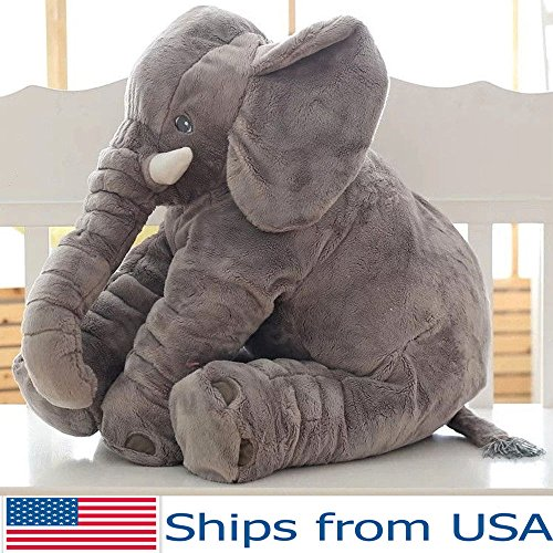 small-elephant-pillow-cushion-stuffed-doll-toy-baby-kids-soft-plush-lumbar-nose