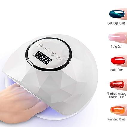 Lámpara de uñas, 36W UV LED, Secador de