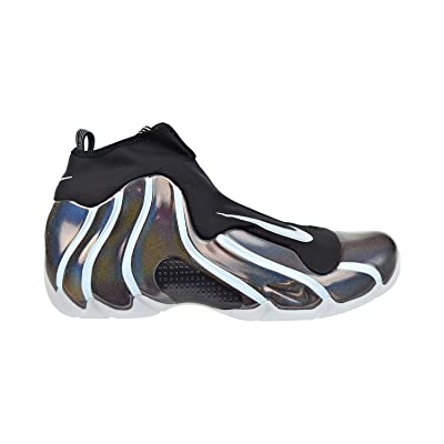 Nike Air Flightposite Mens Shoes Black/Topaz Mist ao9378-001 | Basketball