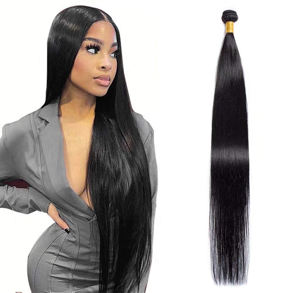 Maxine Washington Max 40% OFF Mall 10A Long Grade Malaysian Straight 1 Virgin Remy Hair